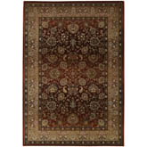 Oriental Weavers Generations 3434R Red and Beige